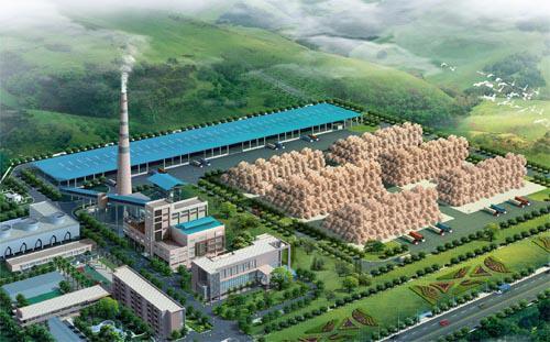 汇   2019年10月份全国拟建在建生物质能发电项目